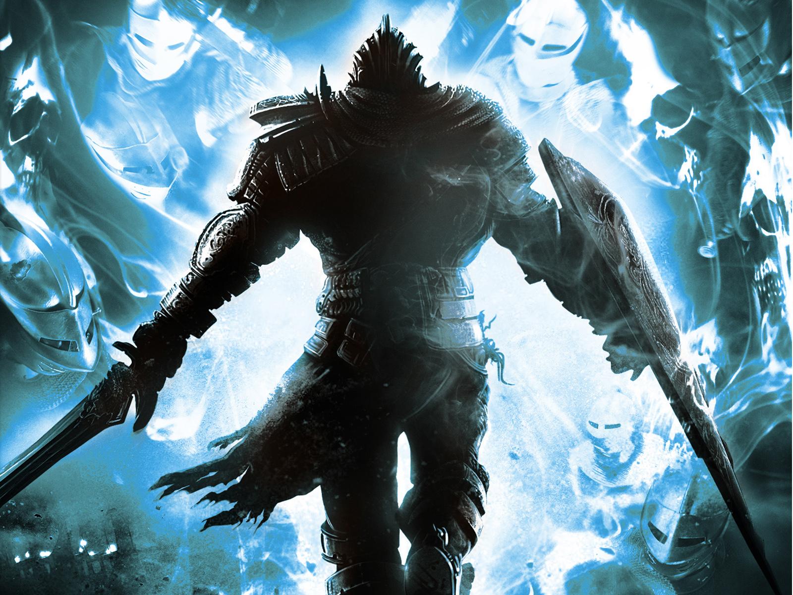 Dark Souls The Back Burner